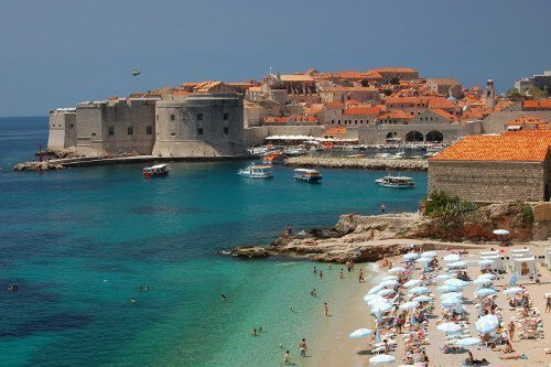 Dubrovnik-Kroatie