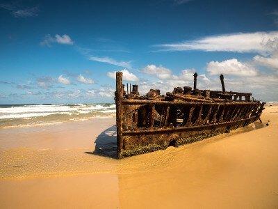 Rondreis Fraser Island